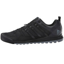adidas Terrex Solo Black Mens Climbing Shoes Hiking Boots Walking Boots Shoes