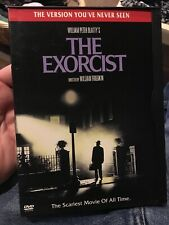 The Exorcist: The Version Youve Never Seen (DVD, 2000) Fast Free Shipping!
