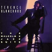 NEW SEALED The Malcolm X Jazz Suite Terence Blanchard CD 1993 Columbia JZ1250