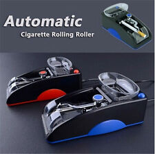Automatic Electric Cigarette Tobacco Rolling Machine Roller Injector Speed Maker
