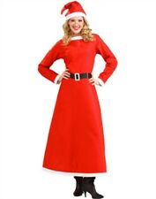 Traditional Simply Mrs Santa Claus Christmas Costume