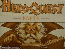 HEROQUEST Hero Quest Role Playing Game Replacement Playing Pieces - Your Choice!