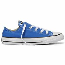 Converse Chuck Taylor All Star Ox Blue Kids Trainers