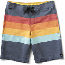 Reef Simple Mens Shorts Boardshorts - Navy All Sizes