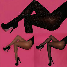 Fashion Womens Net Fishnet Bodystockings Pattern Pantyhose Tights Stockings