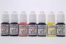 Classikool 10ml Neon Food Gel Colouring for Sugarpaste Icing & Baking Painting