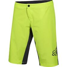 Fox Racing Womens Lynx Short - Flo Yellow - 12679