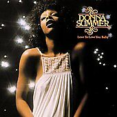 DONNA SUMMER - LOVE TO LOVE YOU BABY  CD  OOP Free shipping NEW