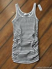 OLD NAVY MATERNITY ~ New! NWT XS or S ~ Black & White Striped Stretch Tank