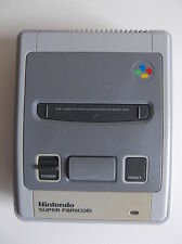 Super Famicom/SNES console-SuperCIC-NTSC/PAL-US/JP/EUR-Switchless. 1