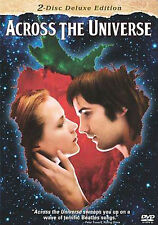 Across the Universe (DVD, 2008, 2-Disc Set) Beatles Free Shipping!!!