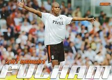 MATCH football magazine player picture poster Fulham - VARIOUS