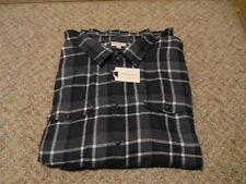 SONOMA BIG & TALL FLANNEL SHIRTS MENS LIFE & STYLE - NEW WITH TAGS  MSRP $44/$48