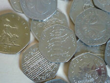 RARE WWF VOTES HASTINGS  VARIOUS OTHER COMMEMORATIVE 50p COIN HUNT YOUR CHOICE