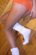 TAMARA PANTYHOSE Slimming Compression 40 Denier Hosiery LIGHT SUNTAN B C D Q
