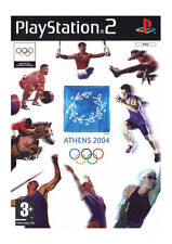 Athens 2004 (Sony PlayStation 2, 2004) AGE 3 +