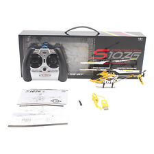 S108 Phantom 3.5CH Mini Metal Remote Control RC Helicopter GYRO LED Free Ship