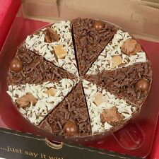 7 Inch Gourmet Belgian Milk Chocolate Pizza Easter GIft