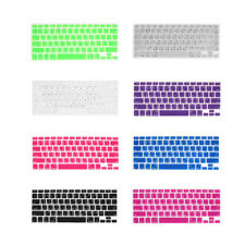 Soft Silicone PC Keyboard Film Cover Protector for Apple MacBook Air 13""