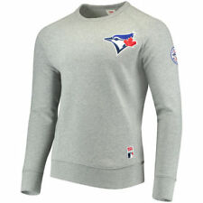 Levi's Toronto Blue Jays Heathered Gray Pullover Sweatshirt - MLB