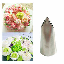 Leaves Nozzles Cake Decorating Tools Stainless Steel Icing Piping Tip Nozzles 95