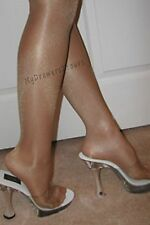 PEAVEY High Gloss Hooters Casino NFL Cheer Dance Tights SKIN TONE Nude A B C D Q