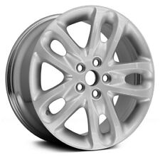 """Replace ALY59790U85 - 17"""" Remanufactured Aftermarket Chrome Factory Alloy Wheel"""