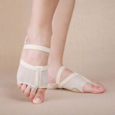 Lyrical Toe Undies Dance Paws Belly Ballet Foot Thong Shoes Cushion Pads OP