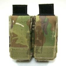 Eagle Industries MOLLE Kydex M9 Pistol Mag Double 500D Pouch- coyote or multicam