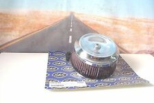 S&S Stealth Air Cleaner Kit With Dished Bobber Cover 170-0104 Fits Harley TC  O2