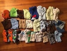 Boy's  Huge lot of 29 Piece Fall Winter 0-3 months