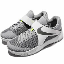Nike Zoom Live EP XDR Stealth Grey Volt Men Basketball Shoes Sneakers 860633-002