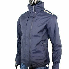SUPERDRY mens Technical WINDCHEATER Jacket S M L XL XXL Navy Blue / navy X5