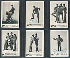 """A & BC GUM 1967 """"MONKEES (Black & White)"""" TRADE CARDS - PICK YOUR CARD"""