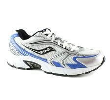 Saucony Oasis Silver/White/Black Shoes Mens M New $110