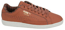 Puma Match 74 Citi Mens Trainers Leather Lace up Arabian Spice 360154 02 U46