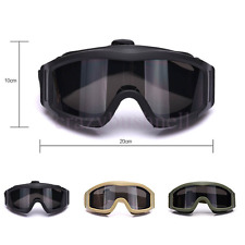 3 Lens ESS PROFILE NVG SERIES GOGGLES 100% UVA/UVB Protection Sunglass #740-0123