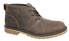Timberland Mens Chukka Boots Brown Lace Up Suede A12HY D44