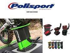 Polisport Bike Lift Stand Platform Dirt Bike Motocross MX Suzuki DR RM DRZ