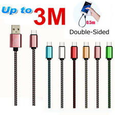 HIGH SPEED USB Rapid Charger Data Cable For iPhone 5 5C 5S SE 6 7 Plus iPad Lot