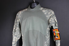 New GI Massif ACU Army Digital Camo Military Combat Shirt, Airsoft Paintball Top