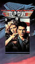 Top Gun NEW VHS  Tom Cruise  Kelly McGillis  Val Kilmer - Factory Sealed