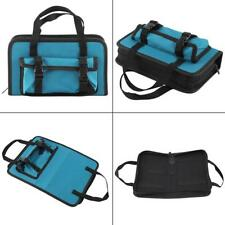 Heavy duty Canvas Mechanic Electrician Tool Bag Pockets Carry Bag Tools Durable