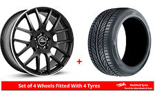 """Alloy Wheels & Tyres 20"""" SuperMetal Trident For Range Rover [L322] 02-12"""