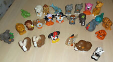Fisher-Price Little People Alphabet Zoo Animals ABCs Replacement Figures Pick 1