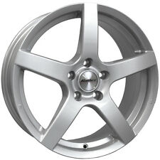 """Alloy Wheels 15"""" Calibre Pace Silver For Vauxhall Astra (4 Stud) [H] 04-09"""