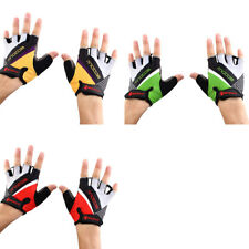 BOODUN Authorized Unisex Sports Fitness Half Finger Palm Support Gloves Pair