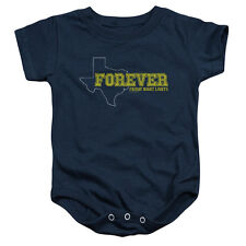 Friday Night Lights Texas Forever Unisex Baby Snapsuit