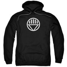 Green Lantern DC Comics Black Lantern Logo Adult Pull-Over Hoodie