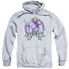 Masters Of The Universe Skeletor Mens Pullover Hoodie Athletic Heather